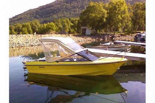 Motorboot Sportboot Draco 1700LL Klassiker