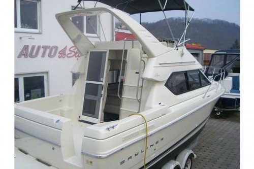 Bayliner 2858 Fly Bj 2003