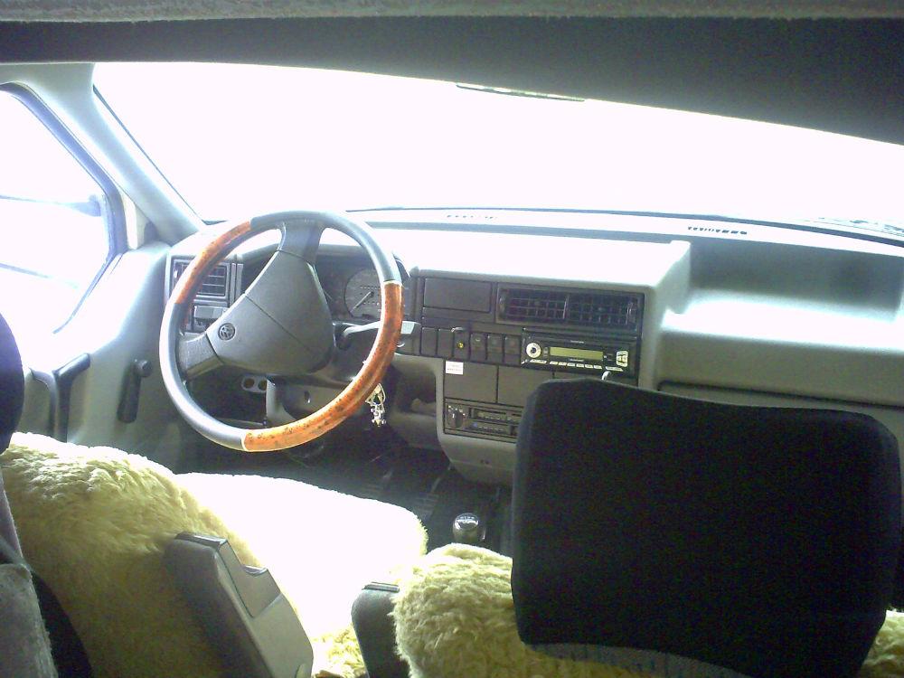 VW T4 Wohnmobil Karmann Cheetah