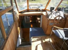 Kajütboot Motorboot 12,5 Meter 110 KW Diesel