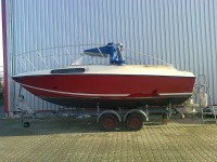 Motorboot Horizont Bodenseezulassung