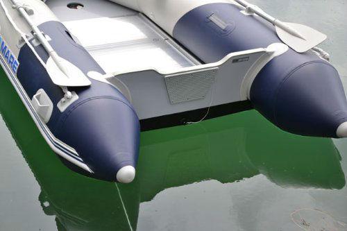 schlauchboot viamare 330 alu. Black Bedroom Furniture Sets. Home Design Ideas