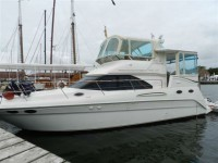 Sea Ray 370 AC  Aft Cabin