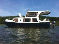 Kajütboot Hausboot