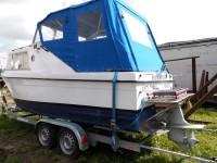 Kajütboot Coronet