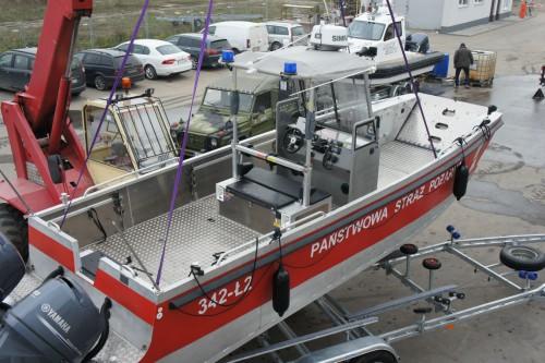 rettungsboot feuerwehrboot motorboot aga marine. Black Bedroom Furniture Sets. Home Design Ideas
