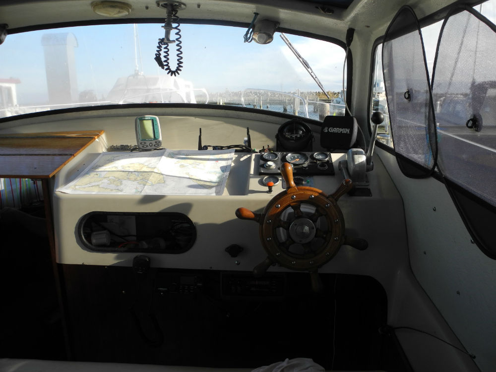 Motorboot Albin de Lux 25 3