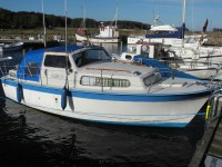 Motorboot Albin de Lux 25