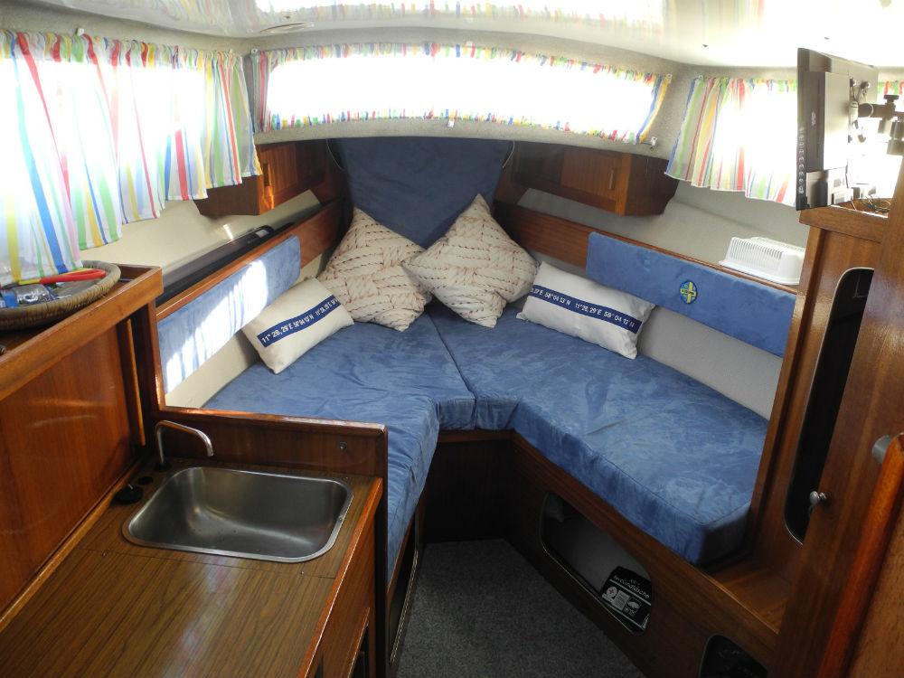 Motorboot Albin de Lux 25 4