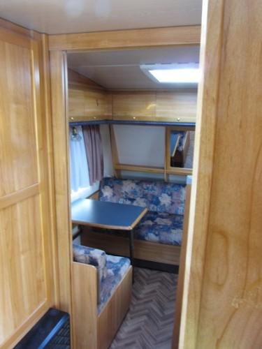 wohnwagen wilk 560 kinderzimmer etagenbett. Black Bedroom Furniture Sets. Home Design Ideas