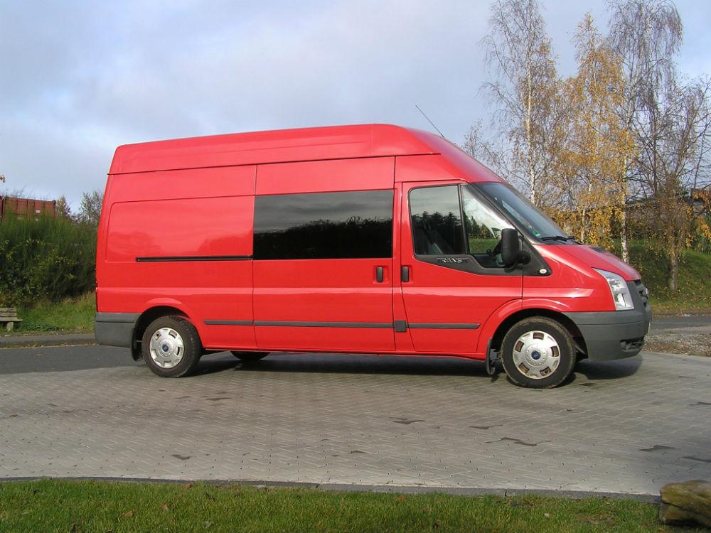 Ford Transit Wohnmobil