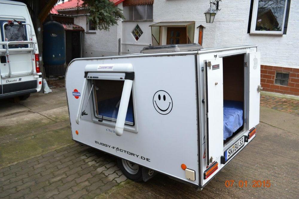 Wohnwagen Schlafwagen Quad Trike Buggy | Marktplatz Freizeit ...
