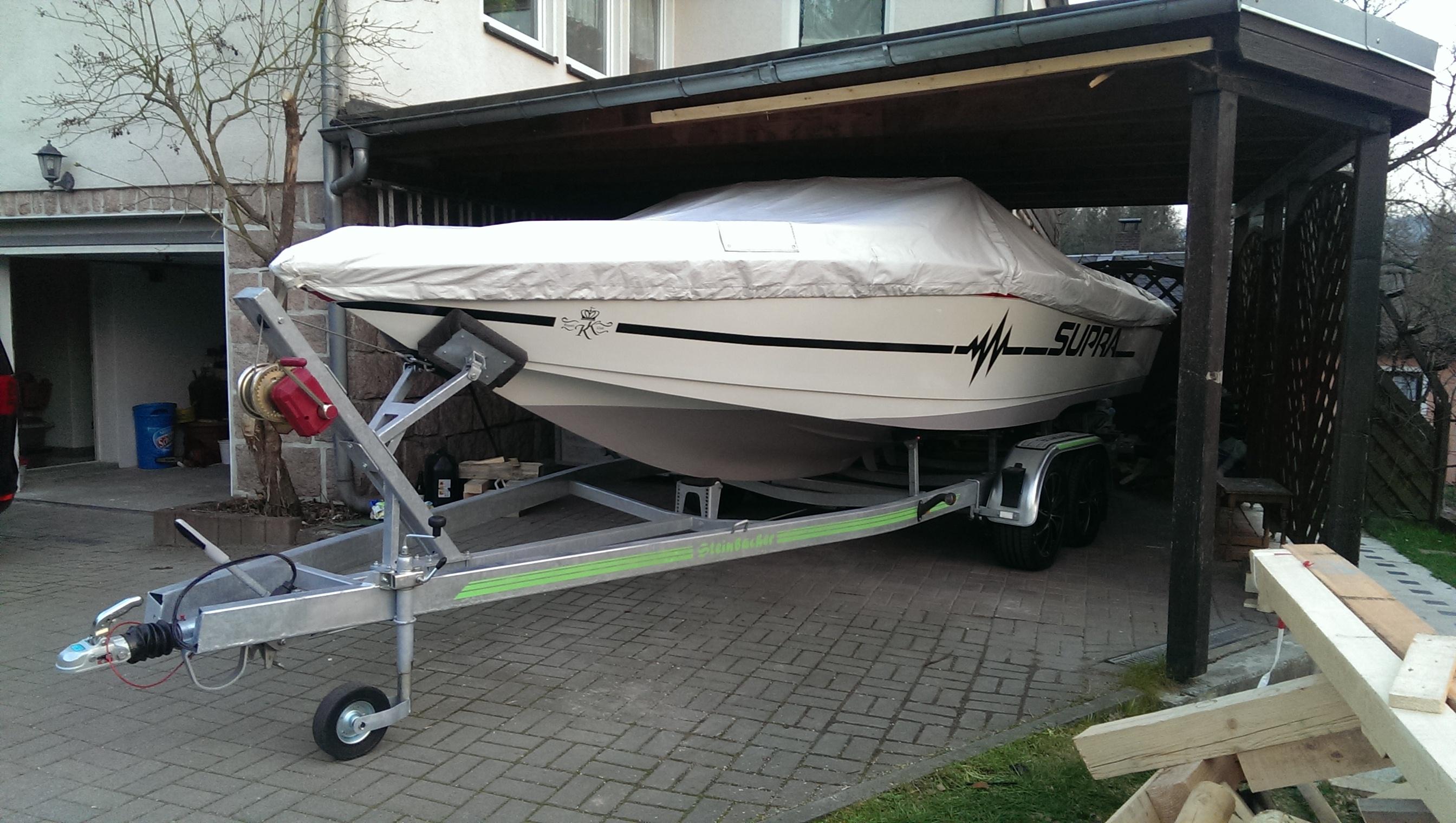 Supra Altare Sportboot
