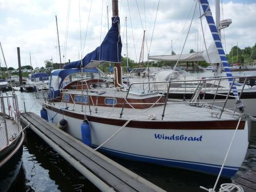 Segelyacht Kielschiff Tourenschiff