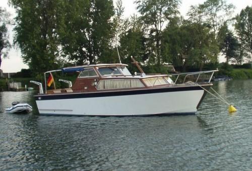 32 ft. Kreuzer Yacht Kajütboot