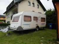 Wohnwagen Knaus 450 TF