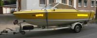 Sportboot Bayliner mit 3 ltr. Volvo Penta 125 PS