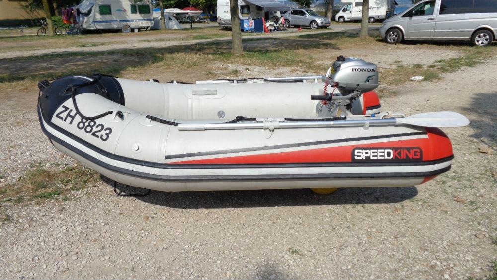 Boot verkauf 850