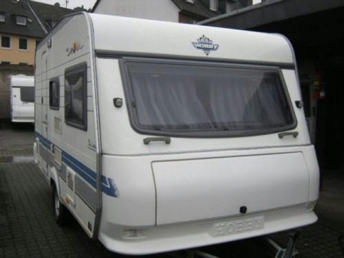 HOBBY De Luxe 400