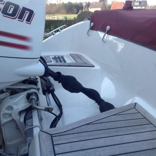 Sportboot Hellwig Taros Delux 465 Mit AB Johnson