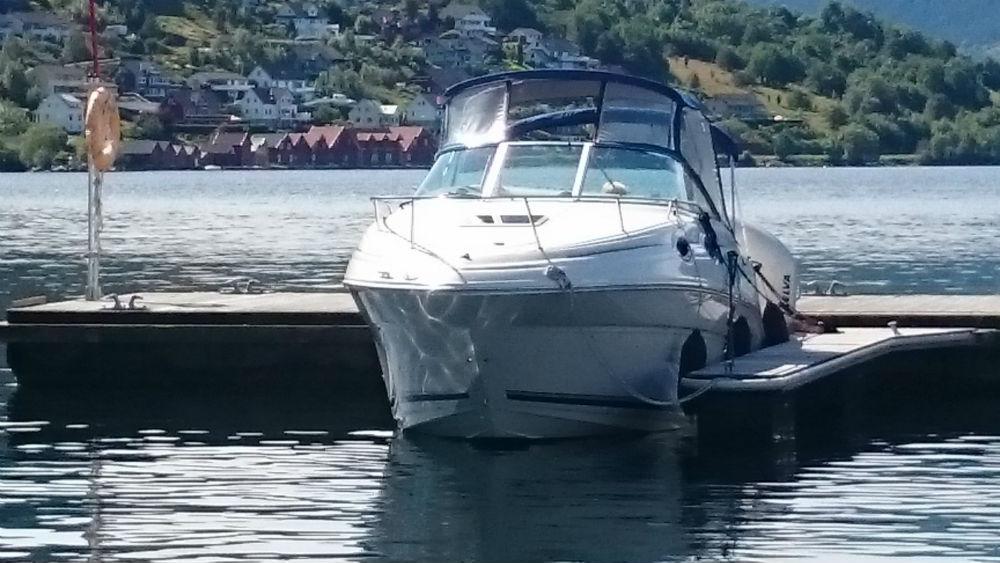Sea Ray 240 Sundancer5