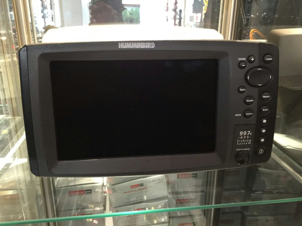 Humminbird 997CX SI