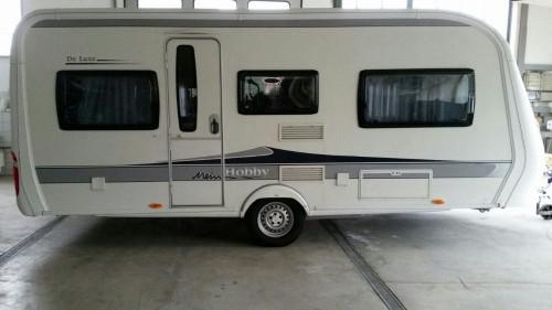 Wonwagen Hobby Deluxe 490
