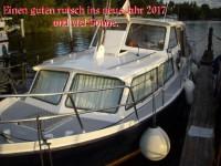 Stahlmotoryacht Tjeukemeer