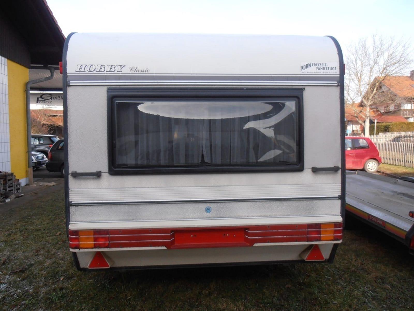 Hobby 495 T Classic5
