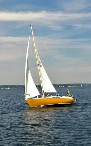 Segelboot Hallberg-Rassy Misil II