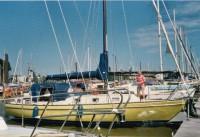 Segelboot SY Navis 33