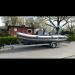 Schlauchboot mit Festrumpf Lava Marine 570 LX - Bild 4
