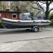 Schlauchboot mit Festrumpf Lava Marine 570 LX - Bild 2