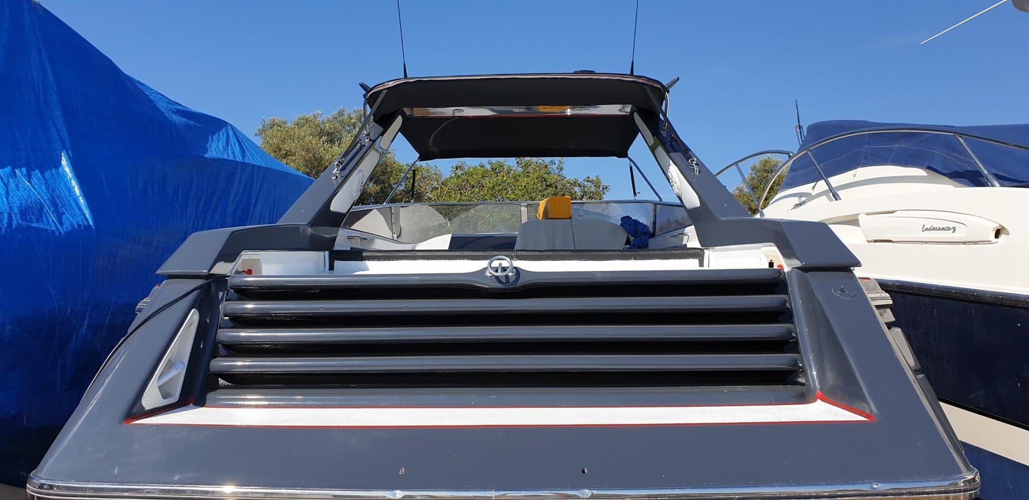 Star Boat Sunseeker Tomahawk 37-6
