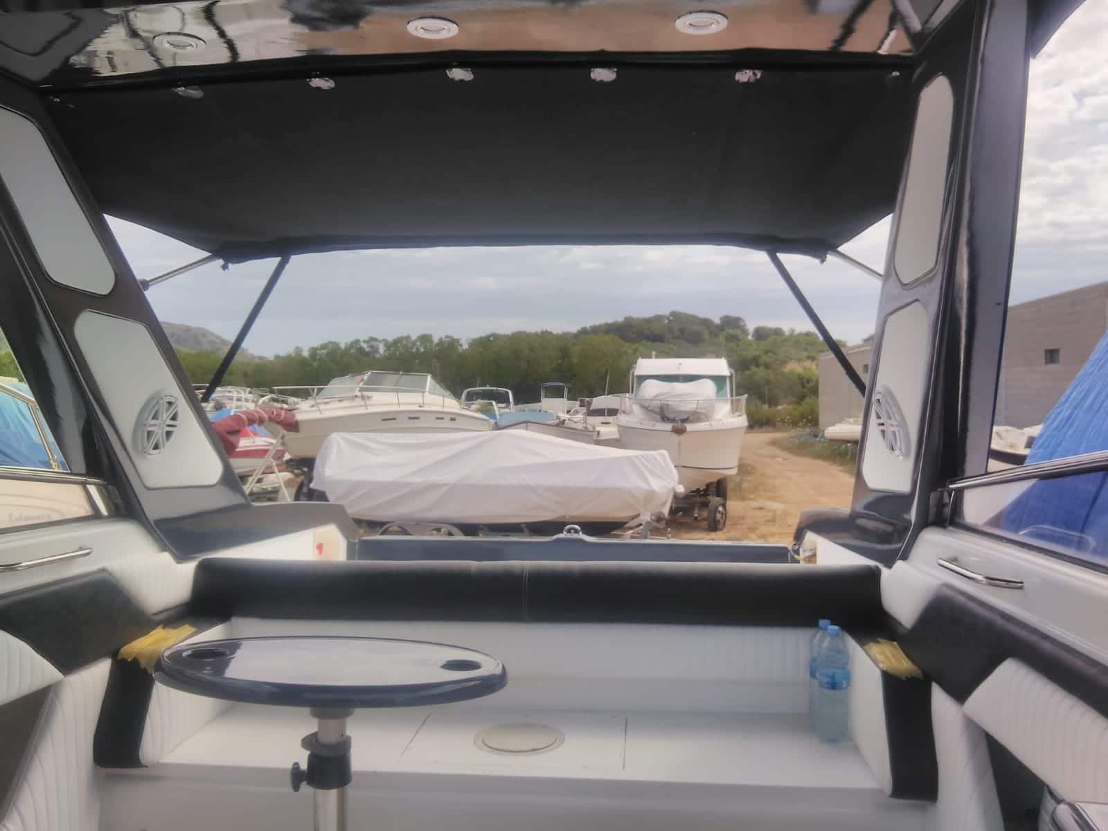 Star Boat Sunseeker Tomahawk 37-5