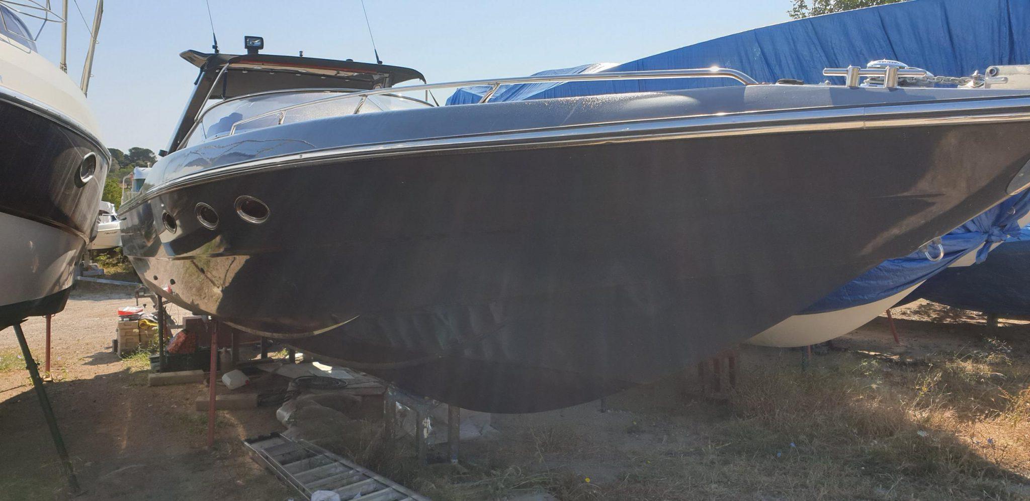 Star Boat Sunseeker Tomahawk 37-3