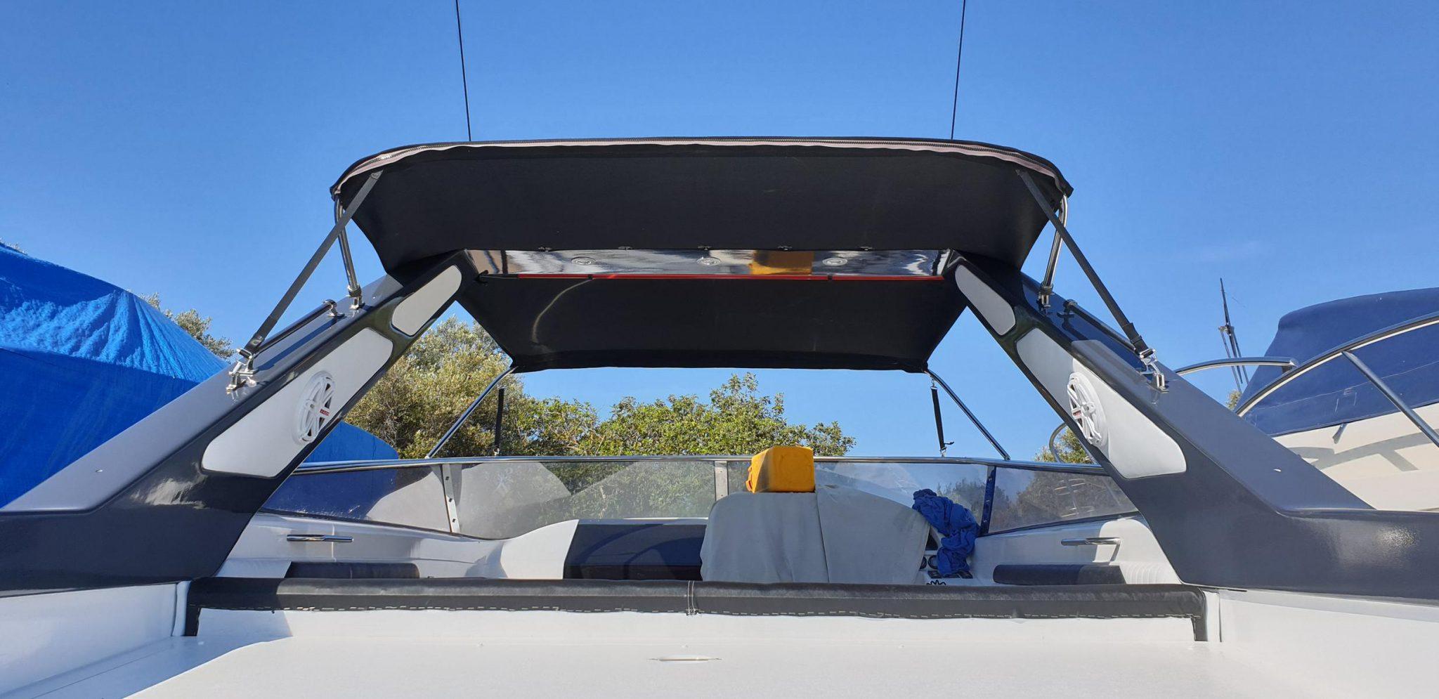 Star Boat Sunseeker Tomahawk 37-7